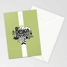 Design Happens Here Stationery Cards