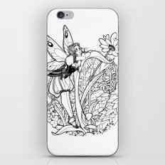 Soñadora iPhone & iPod Skin