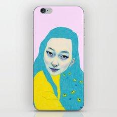 Lulu iPhone & iPod Skin