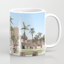 Temple of Luxor, no. 16 Coffee Mug