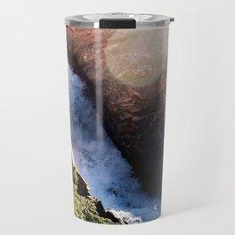 The Water Falls Travel Mug