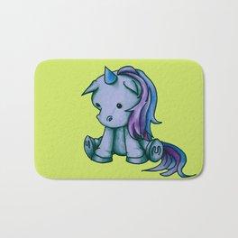 Itty Bitty Unicorn Bath Mat