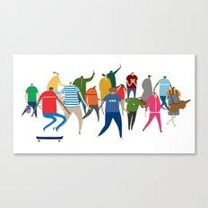 The Creatives! Canvas Print