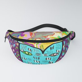 IN MY MIND/ABSTRACT Fanny Pack