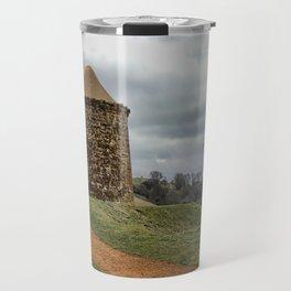 Beacon Tower at Burton Dassett Travel Mug