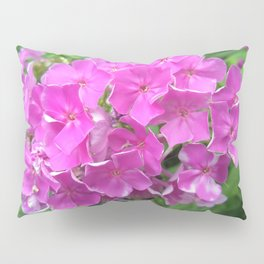 Pink Flowers 003 Pillow Sham