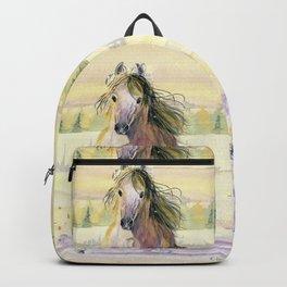 Golden Breeze Backpack