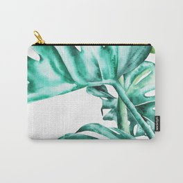 TROPICAL BOTANICALS Carry-All Pouch