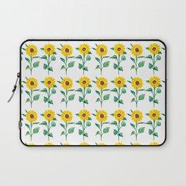 Sunflowers pattern Laptop Sleeve
