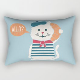 Allo Rectangular Pillow