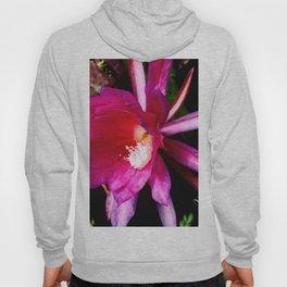 Pink cactus flower Hoody