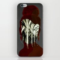 1d iPhone & iPod Skins featuring Die Kirchenmaus 1d by Marko Köppe