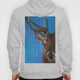 Elk stag Hoody