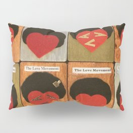 LoVe Cards Pillow Sham