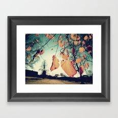 Rallonge Framed Art Print