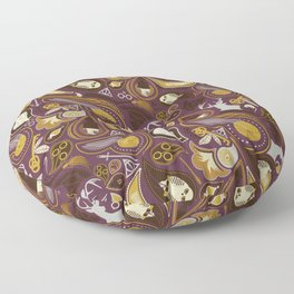 Potter Paisley Floor Pillow