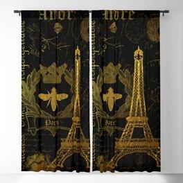Paris Amore Blackout Curtain
