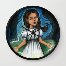 Venti Sancte Spiritus Wall Clock