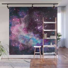 Cluster Westerlund in Color Wall Mural