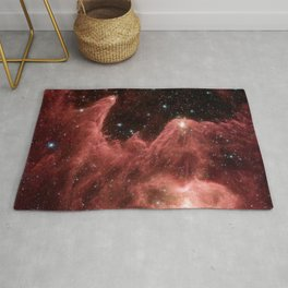 cassiopeia and the raging towers of poseidon | space 006 Rug