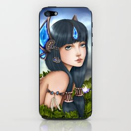 Ithuriel iPhone Skin