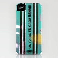 We Want A Revolution Slim Case iPhone (4, 4s)