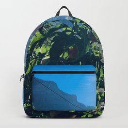 Sunrise Peach Backpack