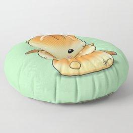 Hot Cross Bunbuns Floor Pillow