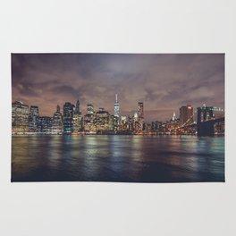 NYC Skyline Rug