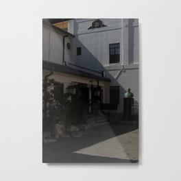 Koyasan Buddhist Temple in Los Angeles Metal Print