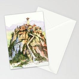 Civita di Bagnoregio, Italy Stationery Cards