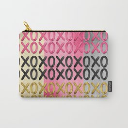 Glamorous XO's  Carry-All Pouch