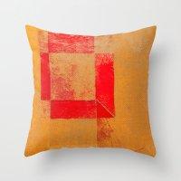 lion Throw Pillows featuring Lion by Fernando Vieira