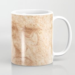 Classic Art - Leonardo da Vinci by Leonardo da Vinci Coffee Mug