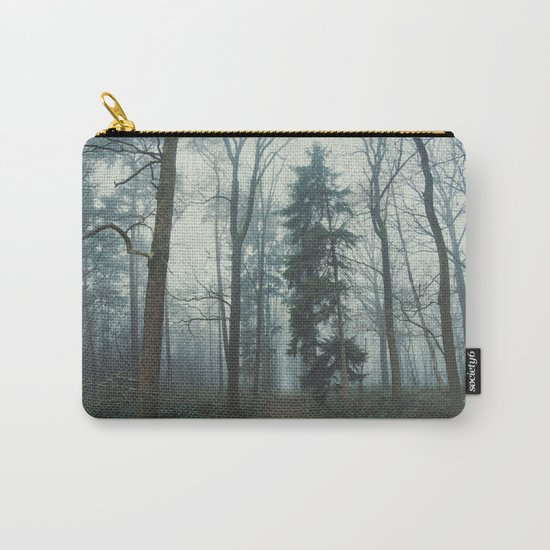 Misty Woods II #adventure #photography Carry-All Pouch
