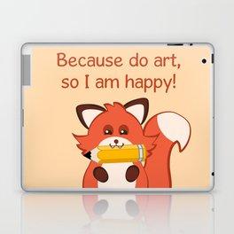 Commisions | foxy artist Laptop & iPad Skin