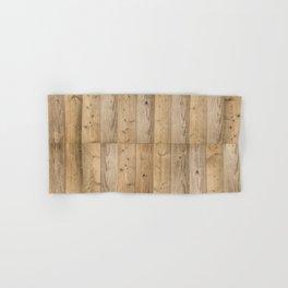 Wood 6 Light Hand & Bath Towel