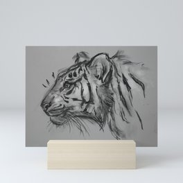 Tigris Mini Art Print