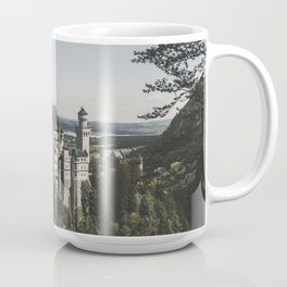 Neuschwanstein fairytale Castle - Landscape Photography Coffee Mug