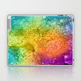 Rainbow Explosion Laptop & iPad Skin
