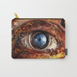 Steampunk camera's eye. Carry-All Pouch