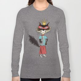 'Magdalena Goes Incognito' Long Sleeve T-shirt