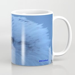 Young Eagle in Failing Light Coffee Mug