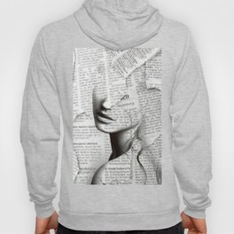 Silence of distance Hoody