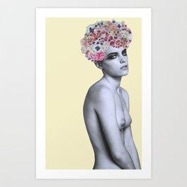 Fit Girl 008 Art Print