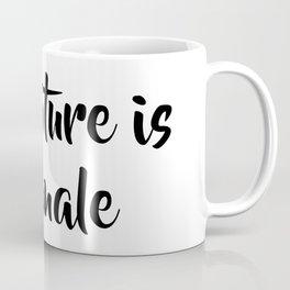 the future is female Coffee Mug