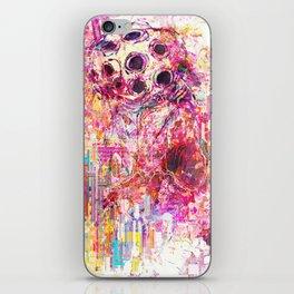 traveler iPhone Skin