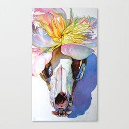 skullcap Canvas Print
