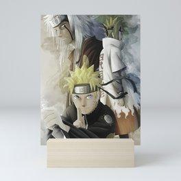 Naruto.Anime Mini Art Print