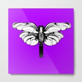 "Koloman (Kolo) Moser ""Butterfly design"" (3) Metal Print"